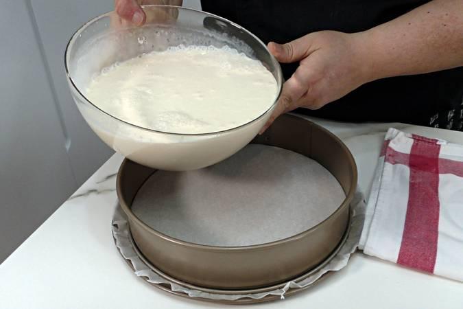 Paso 2 de Tarta de queso casera, la mas fácil del mundo