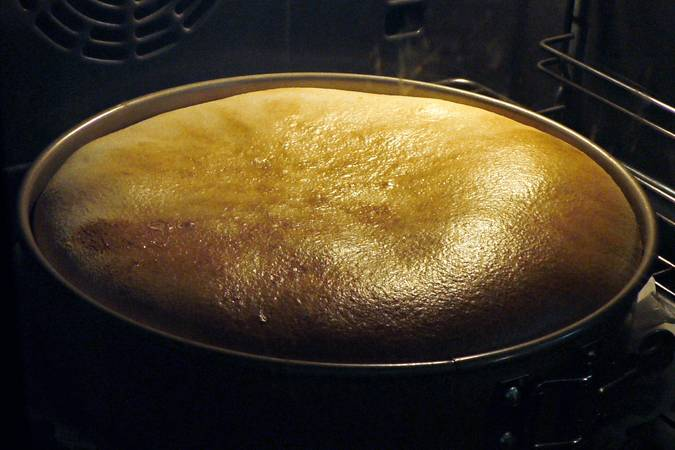 Paso 3 de Tarta de queso casera, la mas fácil del mundo