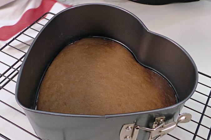 Paso 2 de Tarta helada capuccino