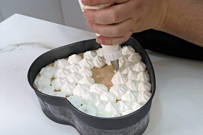Paso 6 de Tarta helada capuccino