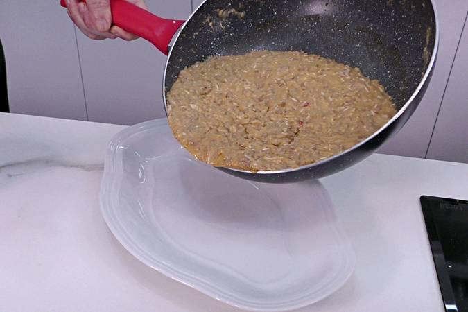 Paso 6 de Receta para hacer canelones de berenjena