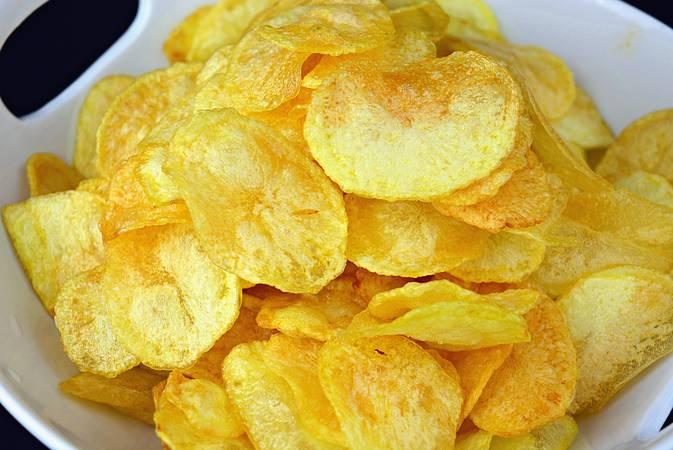 Ya hemos terminado las patatas fritas como las de bolsa