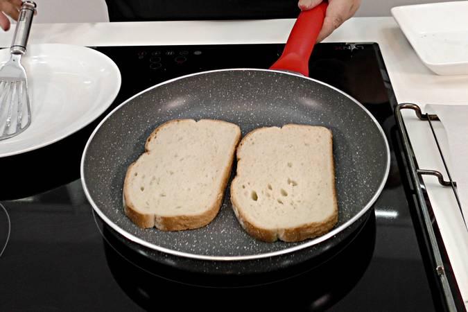 Paso 1 de Cómo hacer un sándwich completo
