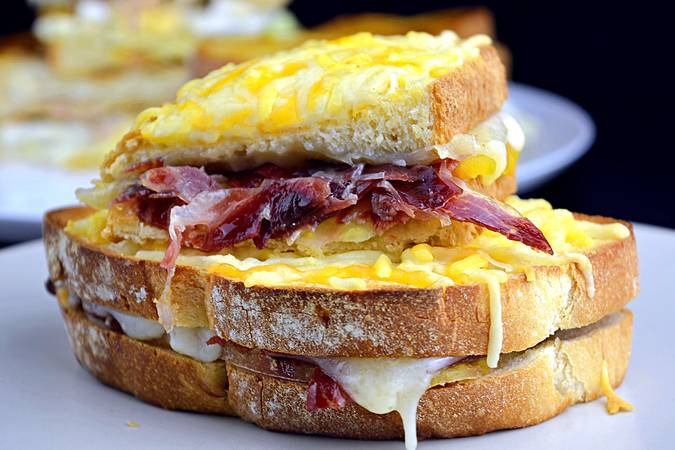 Paso 7 de Cómo hacer un sándwich completo