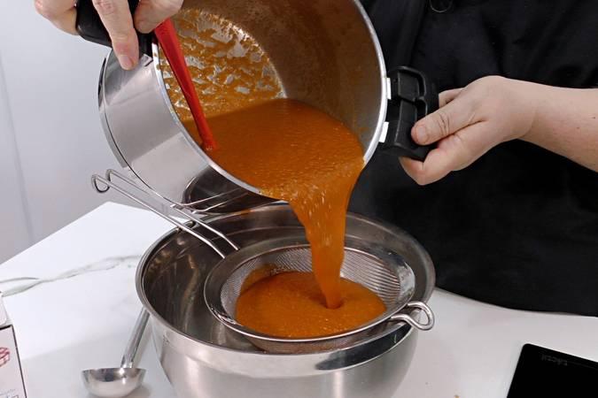 Paso 8 de Salsa Barbacoa o salsa BBQ casera
