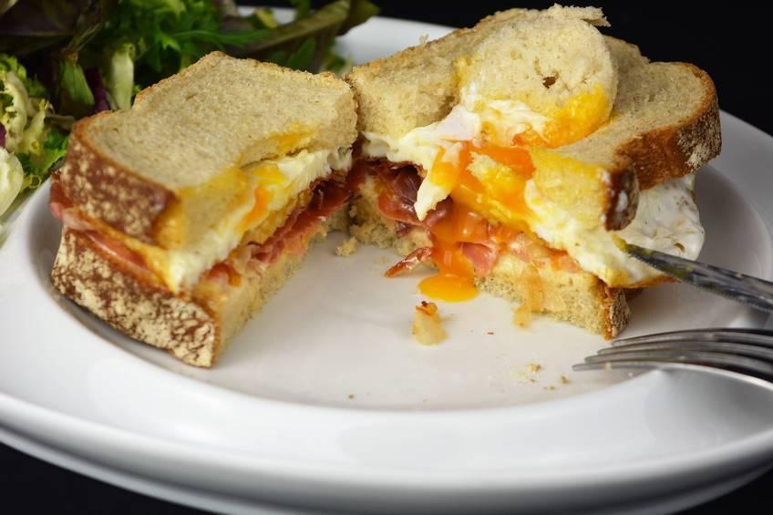 Paso 6 de Sándwich habanero, la cena perfecta