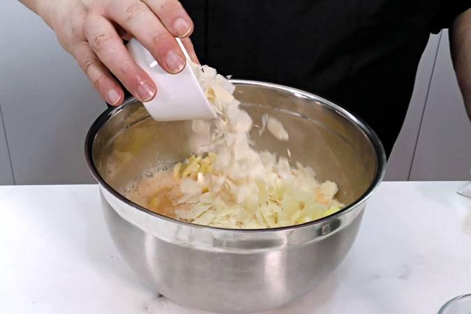 Paso 5 de Tortilla paisana vasca con Jon Marin de Masterchef6