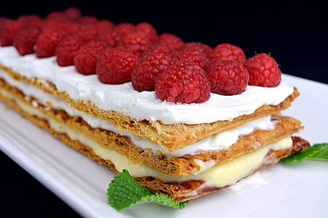 Paso 1 de Recetas de tarta para cumpleaños
