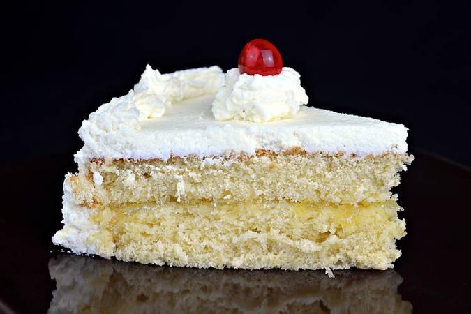 Paso 3 de Recetas de tarta para cumpleaños