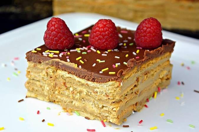 Paso 8 de Recetas de tarta para cumpleaños
