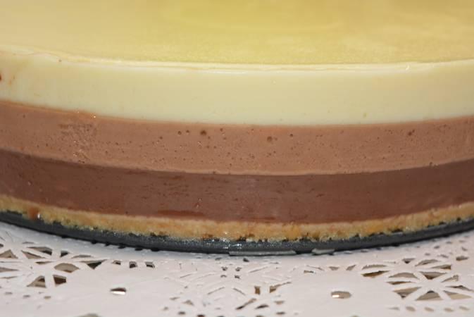 Dejar enfriar la tarta