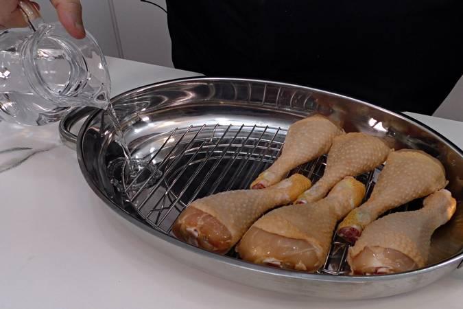 Paso 1 de Receta de la abuela para hacer pollo asado con salsa
