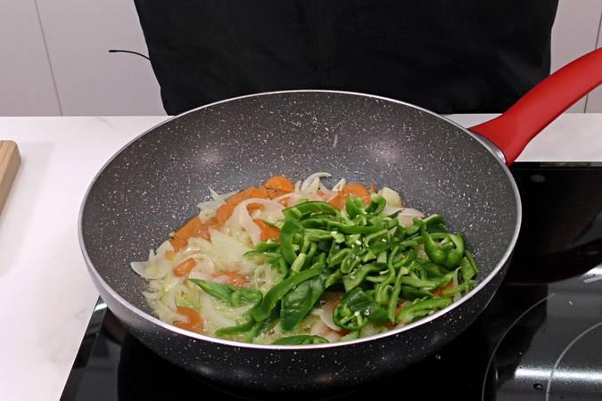 Paso 3 de Receta de la abuela para hacer pollo asado con salsa