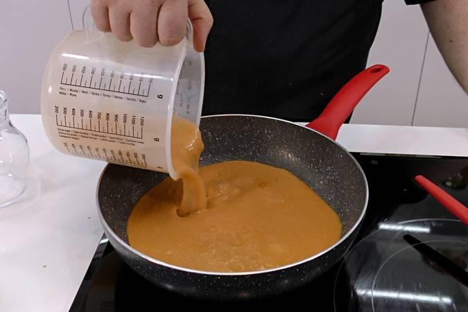 Paso 6 de Receta de la abuela para hacer pollo asado con salsa