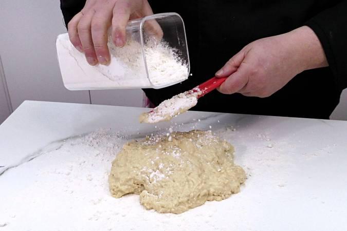 Paso 3 de Pan de jamón venezolano