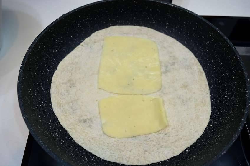 Paso 3 de Quesadillas mexicanas a mi estilo