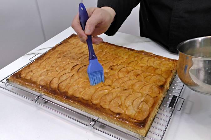 Paso 8 de Tarta de manzana, la más fácil del mundo