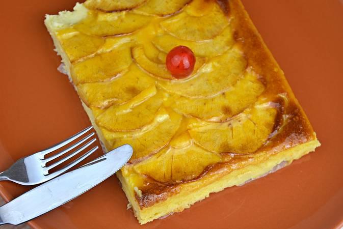 Paso 9 de Tarta de manzana, la más fácil del mundo