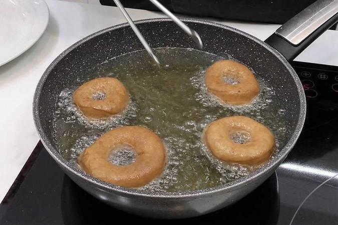 Paso 8 de Cómo hacer donuts caseros y esponjosos