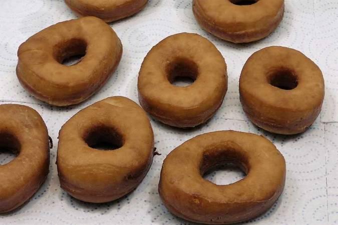 Paso 10 de Cómo hacer donuts caseros y esponjosos
