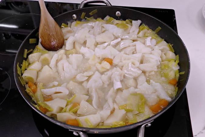 Cotrolamos el cocinado del guiso