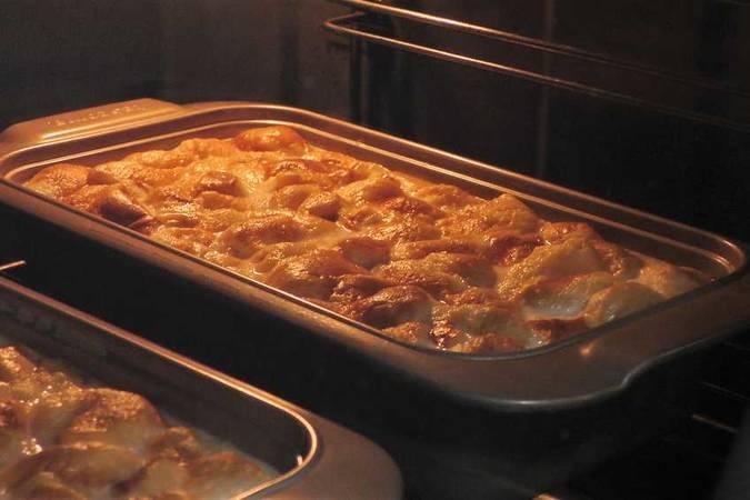 Paso 5 de Cómo hacer pudin de queso y pan de leche