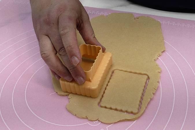 Paso 5 de Cómo hacer galletas de mantequilla