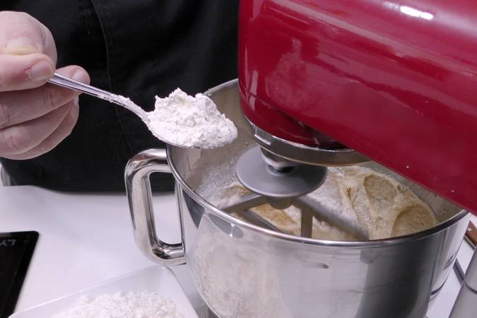 Turno de la harina y la levadura