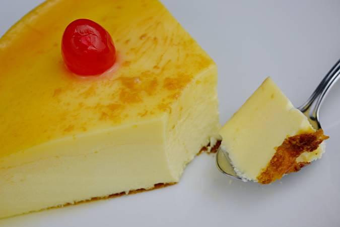 Paso 9 de Flan de queso casero