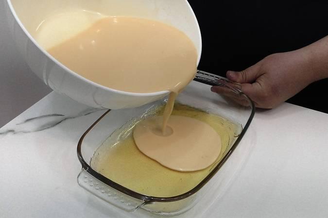 Paso 3 de Flan de coco y leche condensada