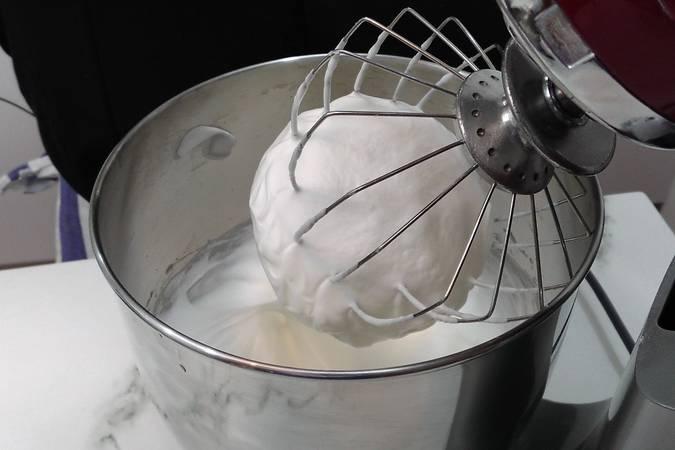 Montar el merengue