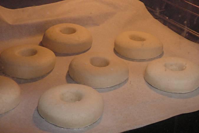 Paso 7 de Rosquillas caseras de limón al horno