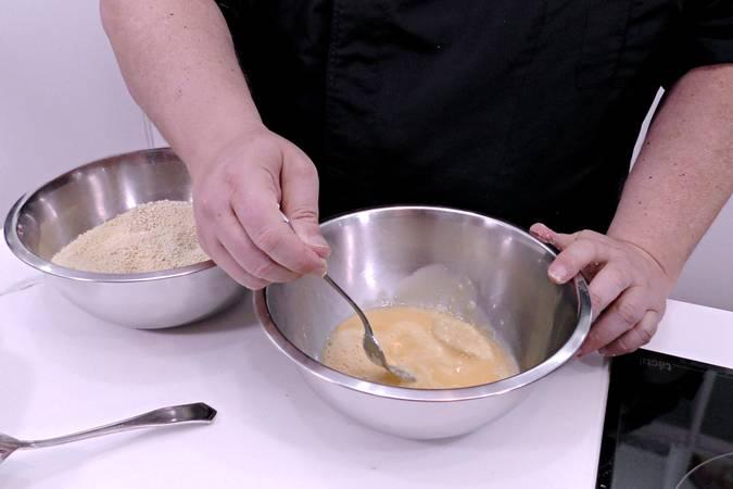 Paso 4 de Croquetas de jamón en Mycook Touch