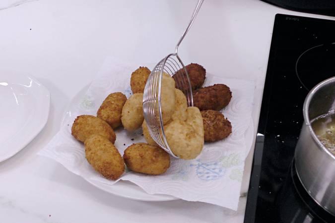 Paso 6 de Croquetas de jamón en Mycook Touch