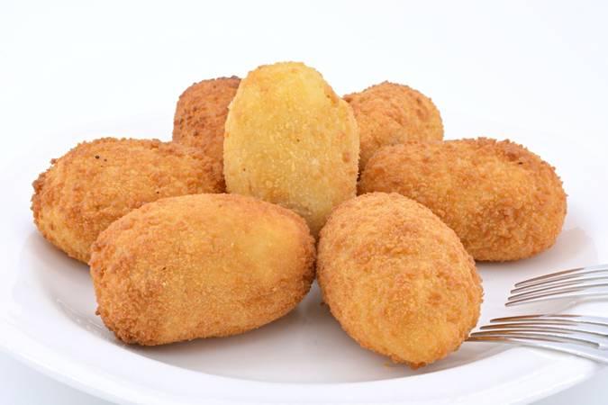 Paso 7 de Croquetas de jamón en Mycook Touch