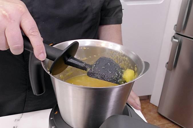 Paso 3 de Mermelada de calabaza en Mycook Touch