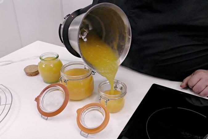 Paso 5 de Mermelada de calabaza en Mycook Touch