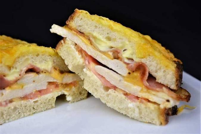 Paso 4 de 11 sándwiches variados para diferentes ocasiones