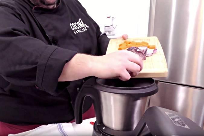 Paso 3 de Macarrones a la boloñesa en Mycook Touch
