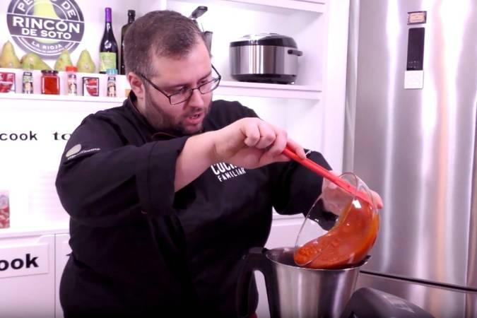 Paso 5 de Macarrones a la boloñesa en Mycook Touch
