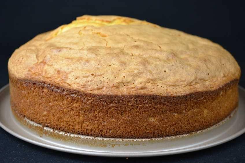 Paso 7 de Bizcocho para tartas, receta casera