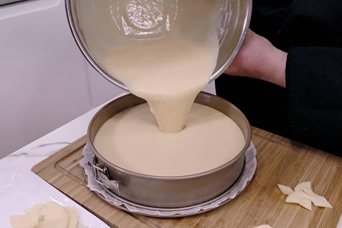 Paso 6 de Tarta de manzana y leche condensada