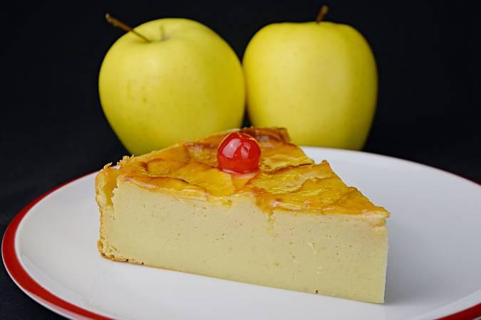Paso 10 de Tarta de manzana y leche condensada