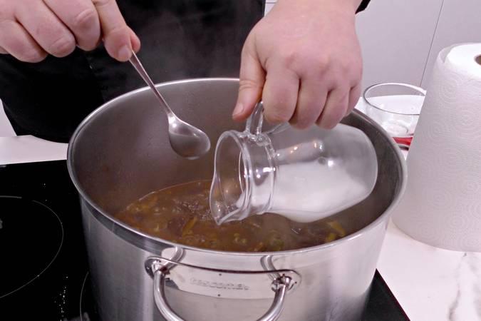 Controlamos el estado de la salsa