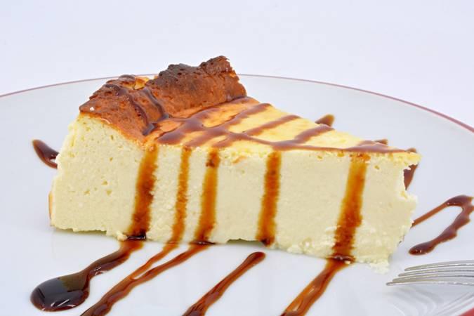Paso 6 de Tarta de queso batido