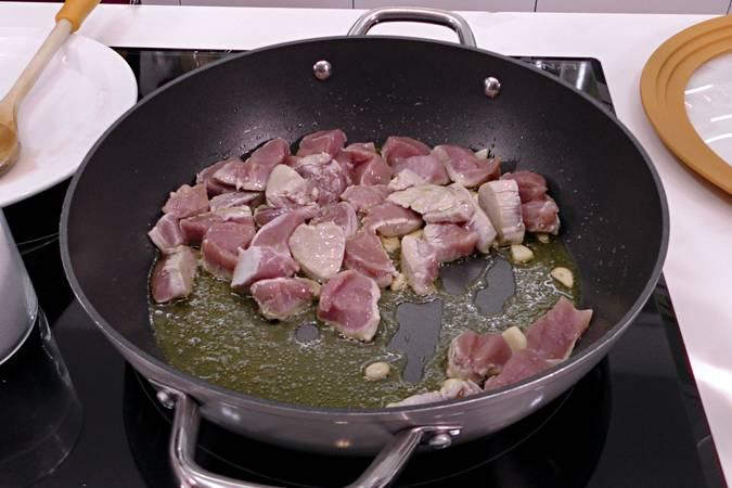 Cocinamos el solomillo