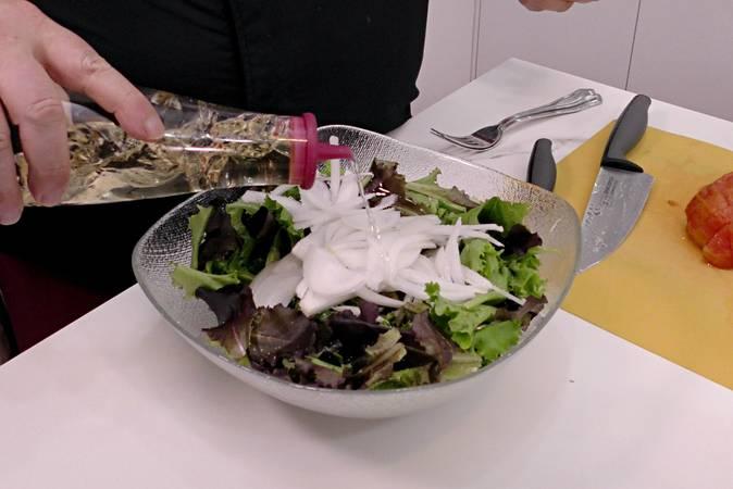 Preparamos una buena ensalada