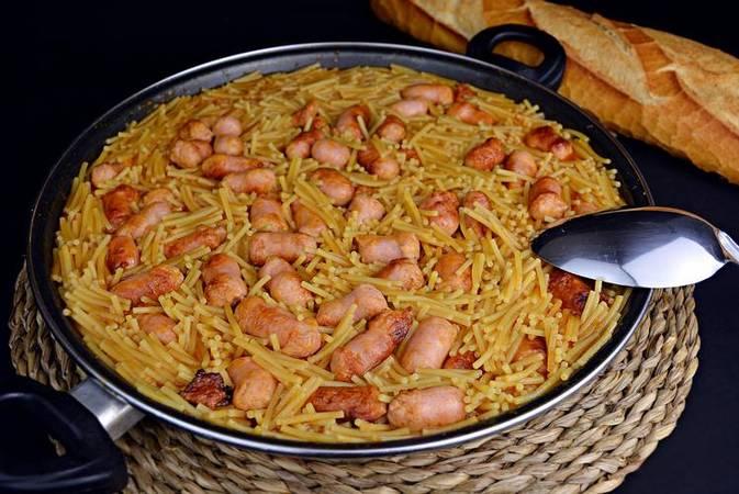 Paso 5 de Que hago de comer para mi familia, 7 primeros platos