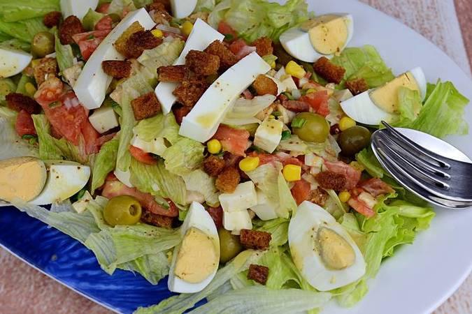 Paso 6 de Que hago de comer para mi familia, 7 primeros platos