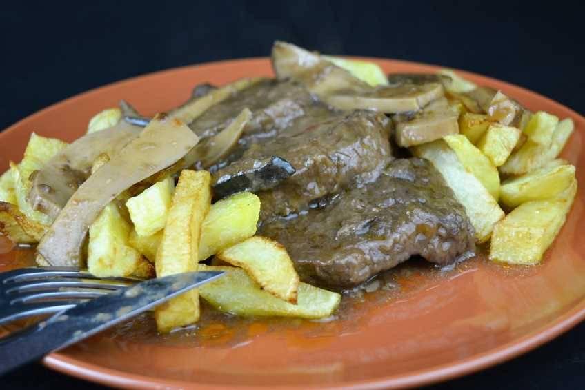 Paso 6 de Fricandó, receta tradicional catalana